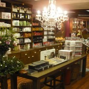 The Natural Apothecary shop